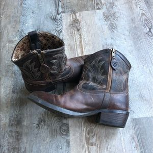 Ariat Short Ankle Boots